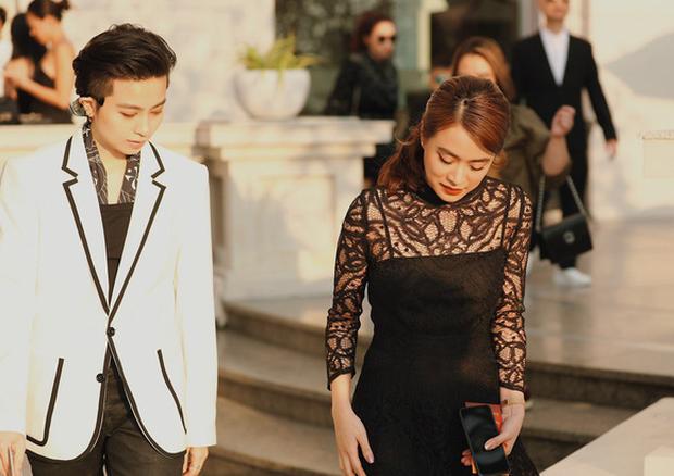 Gil Lê dẫn Hoàng Thuỳ Linh ra mắt hội bạn thân, nhưng netizen lại chỉ chú ý tới cặp nhẫn na ná nhau trên tay cả 2 - Ảnh 6.