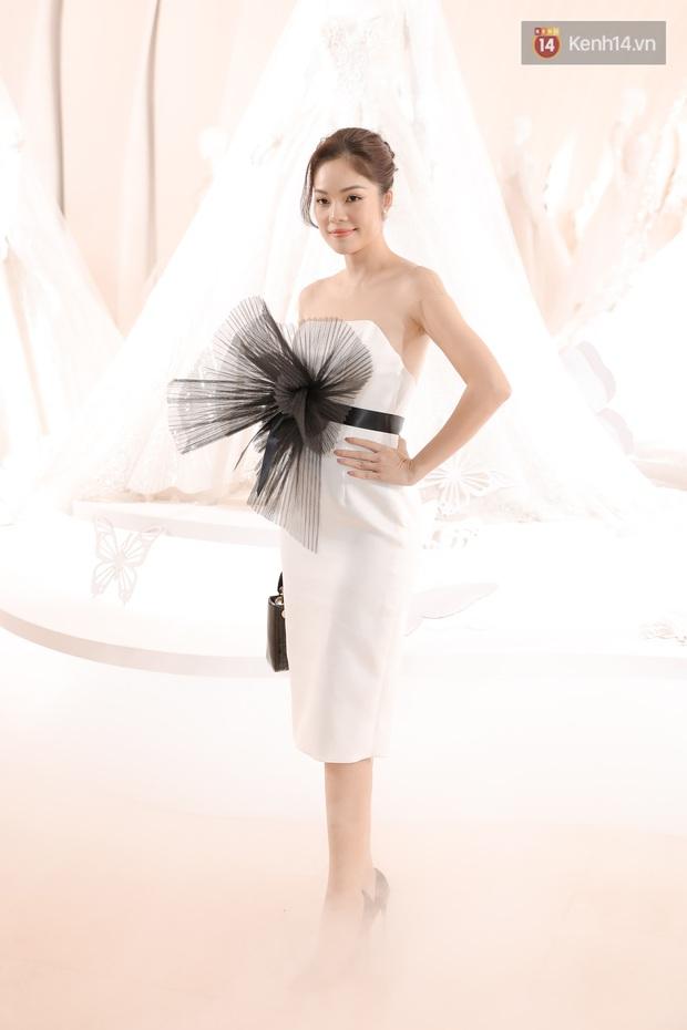 """Thảm đỏ cực gắt tối nay: Hot girl """"trứng rán cần mỡ"""" như cô dâu, Lynk Lee diện váy xuyên thấu xẻ sâu hiểm hóc - Ảnh 12."""