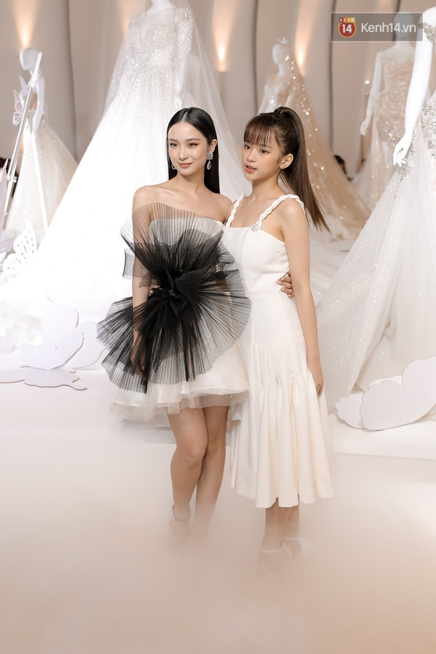 """Thảm đỏ cực gắt tối nay: Hot girl """"trứng rán cần mỡ"""" như cô dâu, Lynk Lee diện váy xuyên thấu xẻ sâu hiểm hóc - Ảnh 3."""