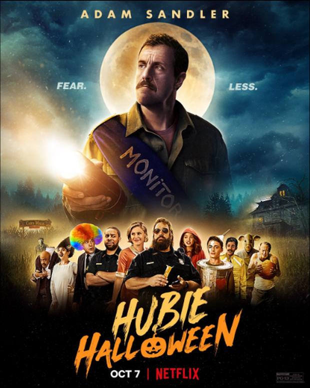 Phim Âu Mỹ tháng 10 toàn siêu phẩm ma quái kinh dị hết cỡ, mùa Halloween năm nay rộn ràng rồi đây! - Ảnh 4.