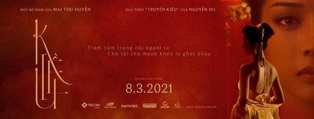 NSX phim Kiều đăng tút giữa bão lùm xùm: Phim là tác phẩm phái sinh, không phải bản sao Truyện Kiều! - Ảnh 6.
