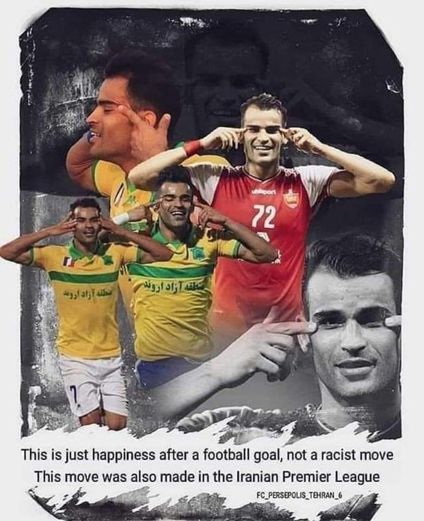 Cầu thủ Iran sốc khi bị cấm thi đấu 6 tháng vì màn ăn mừng tưởng nhớ cháu trai quá cố - Ảnh 3.
