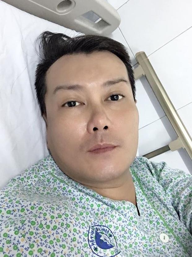 Ca sĩ Tuấn Phương lâm vào tình trạng nguy kịch, cơ thể không còn phản ứng với thuốc và thức ăn  - Ảnh 4.