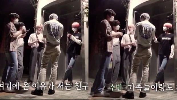 Nhóm nhạc em trai BTS gây sốt với tỷ lệ cơ thể cực đỉnh, toàn chân phái đúng nghĩa khiến dân mạng phát cuồng - Ảnh 2.