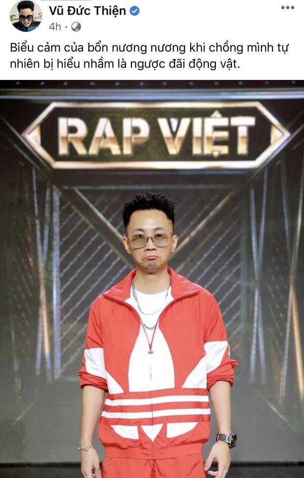 Nương nương Rhymastic đăng đàn giận dỗi hậu drama Wowy - Binz tại Rap Việt - Ảnh 2.