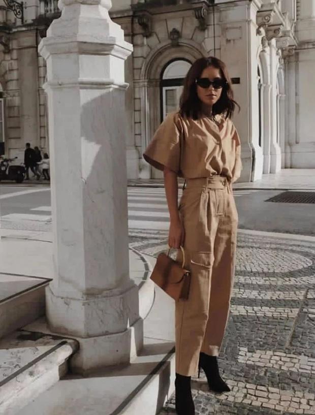 Nàng blogger chỉ cao 1m55 vẫn mặc đẹp và sang quá, đồng nghiệp khen tới tấp lại còn thi nhau copy theo - Ảnh 2.