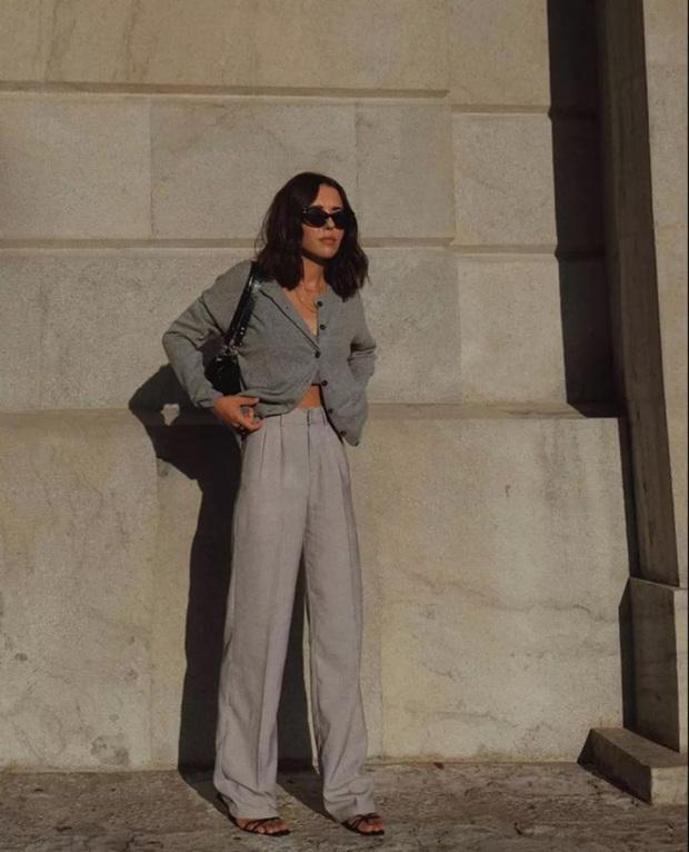 Nàng blogger chỉ cao 1m55 vẫn mặc đẹp và sang quá, đồng nghiệp khen tới tấp lại còn thi nhau copy theo - Ảnh 11.