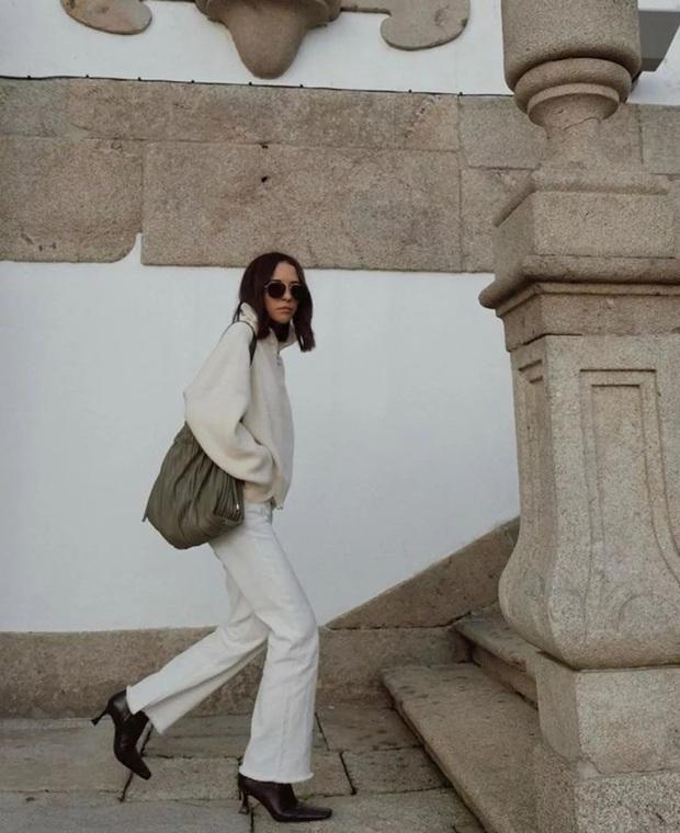 Nàng blogger chỉ cao 1m55 vẫn mặc đẹp và sang quá, đồng nghiệp khen tới tấp lại còn thi nhau copy theo - Ảnh 12.