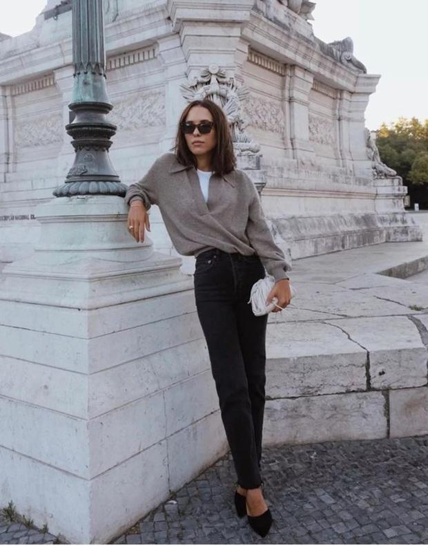 Nàng blogger chỉ cao 1m55 vẫn mặc đẹp và sang quá, đồng nghiệp khen tới tấp lại còn thi nhau copy theo - Ảnh 13.