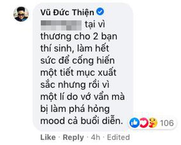 Nương nương Rhymastic đăng đàn giận dỗi hậu drama Wowy - Binz tại Rap Việt - Ảnh 3.