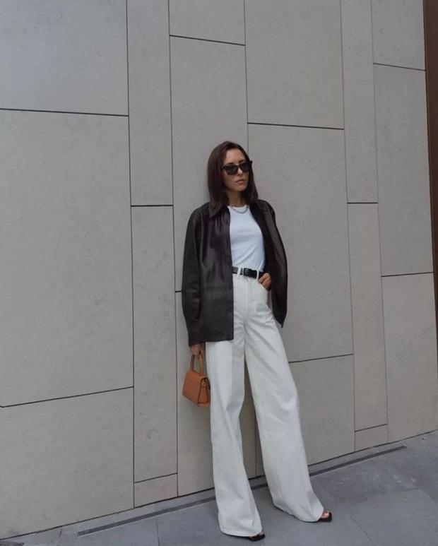 Nàng blogger chỉ cao 1m55 vẫn mặc đẹp và sang quá, đồng nghiệp khen tới tấp lại còn thi nhau copy theo - Ảnh 3.