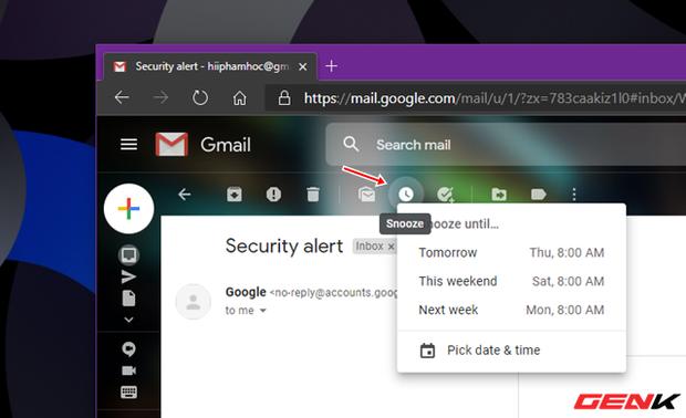 9 Mẹo và thủ thuật giúp bạn có thể khai thác được tối đa tính năng mà Gmail mang đến - Ảnh 5.