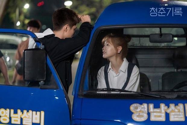Hội trai Hàn hốt nhầm kịch bản - rước liền bom xịt ngay thềm nhập ngũ: Trước có Lee Min Ho, giờ đã thêm Park Bo Gum rồi! - Ảnh 2.