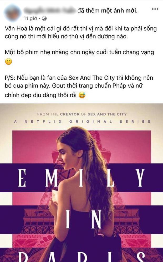 Fan Việt phát sốt cuối tuần với Emily Ở Paris: Lily Collins xinh đáo để giữa lòng nước Pháp, nội dung lại là điểm trừ lớn nhất? - Ảnh 2.