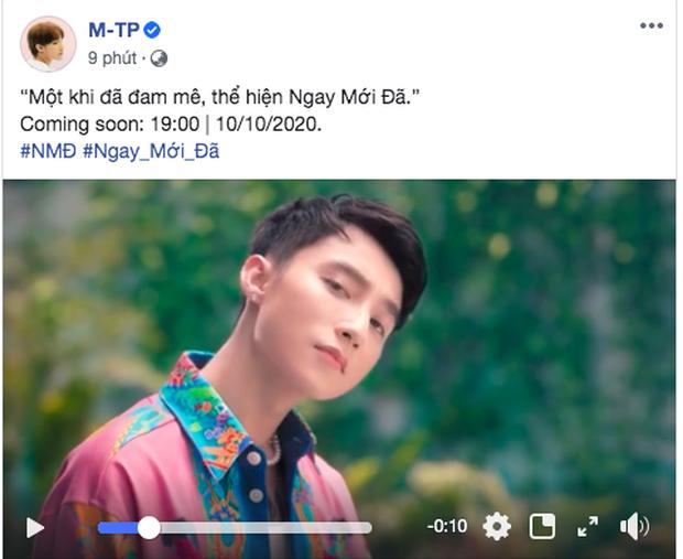 Sơn Tùng M-TP bất ngờ tung teaser nhìn thế nào cũng ra Bigcityboi của Binz, sẽ comeback vào ngày 10/10? - Ảnh 1.