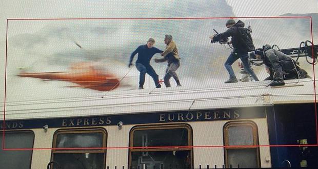 Nhìn Tom Cruise đu nóc xe lửa đang chạy vì Nhiệm Vụ Bất Khả Thi, fan chỉ cười khẩy: Chuyện thường ở huyện ấy mà! - Ảnh 3.