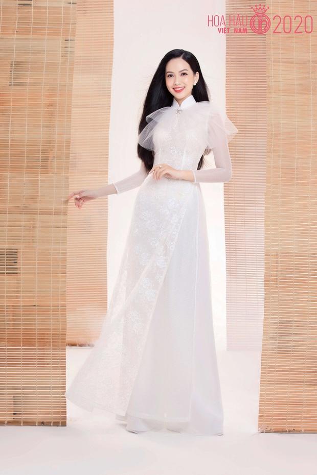 """Top 60 thí sinh Hoa hậu Việt Nam """"biến hình"""" trong bộ ảnh mới, khiến dân tình ngẩn ngơ khi diện áo dài khoe body đáng gờm - Ảnh 6."""