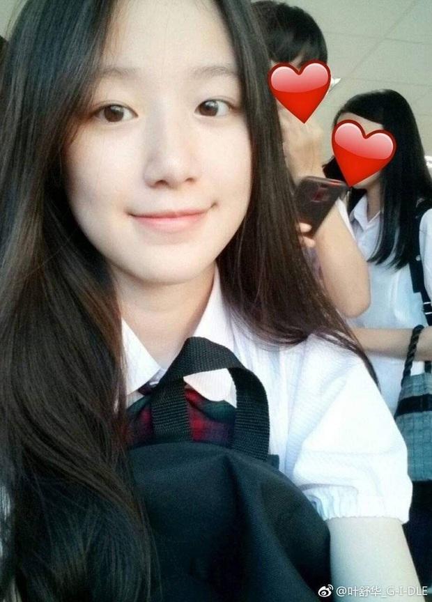 Tìm ra nữ idol có ảnh đi học đánh bật Kim Tae Hee ngày xưa: Nữ thần học đường là đây, để mặt mộc vẫn nổi trong mọi khung hình - Ảnh 3.