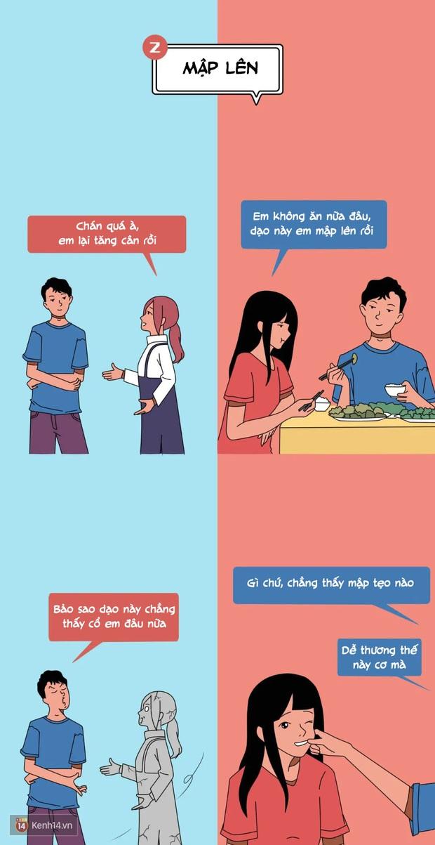 Yêu một anh chàng thiên vị bạn gái 100% có sướng thật không? - Ảnh 3.
