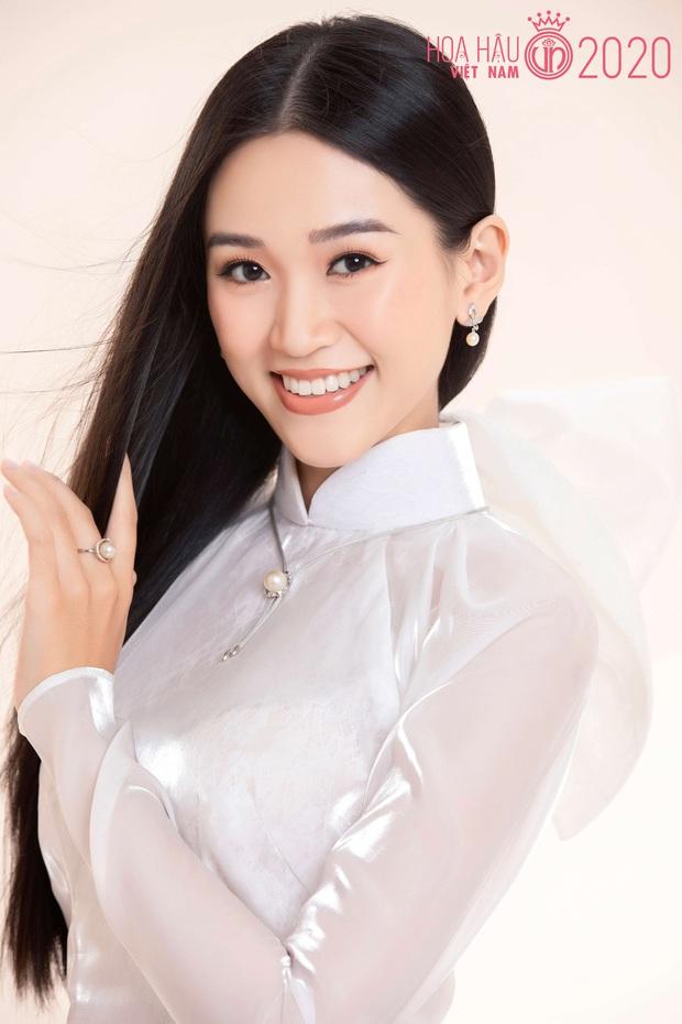 """Top 60 thí sinh Hoa hậu Việt Nam """"biến hình"""" trong bộ ảnh mới, khiến dân tình ngẩn ngơ khi diện áo dài khoe body đáng gờm - Ảnh 17."""