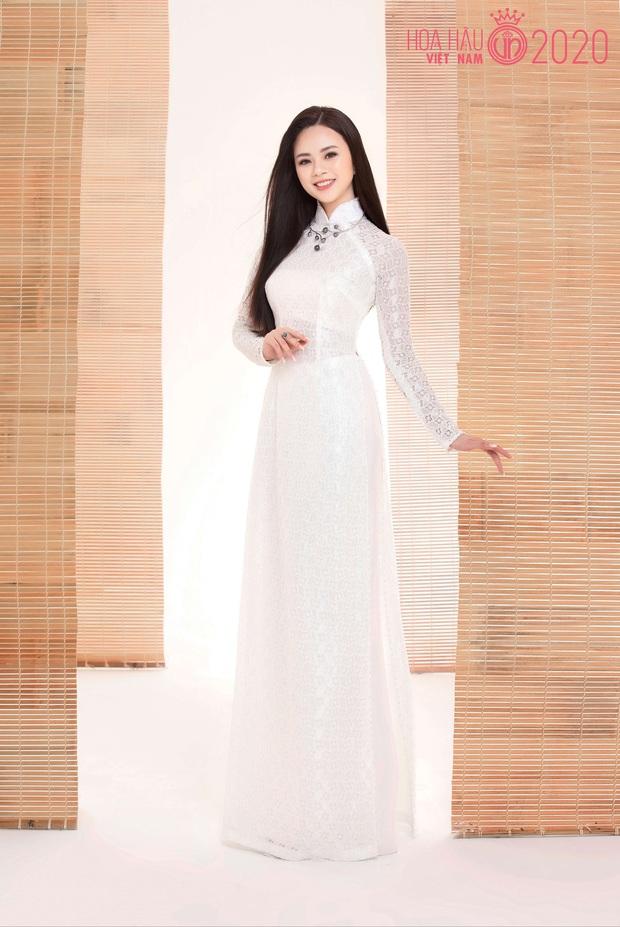 """Top 60 thí sinh Hoa hậu Việt Nam """"biến hình"""" trong bộ ảnh mới, khiến dân tình ngẩn ngơ khi diện áo dài khoe body đáng gờm - Ảnh 15."""
