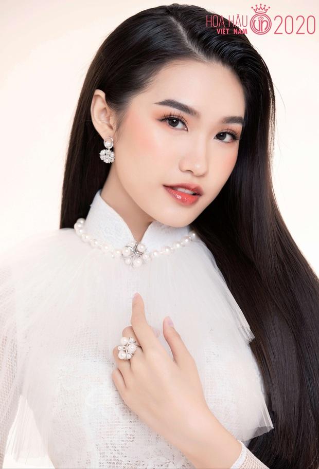 """Top 60 thí sinh Hoa hậu Việt Nam """"biến hình"""" trong bộ ảnh mới, khiến dân tình ngẩn ngơ khi diện áo dài khoe body đáng gờm - Ảnh 3."""