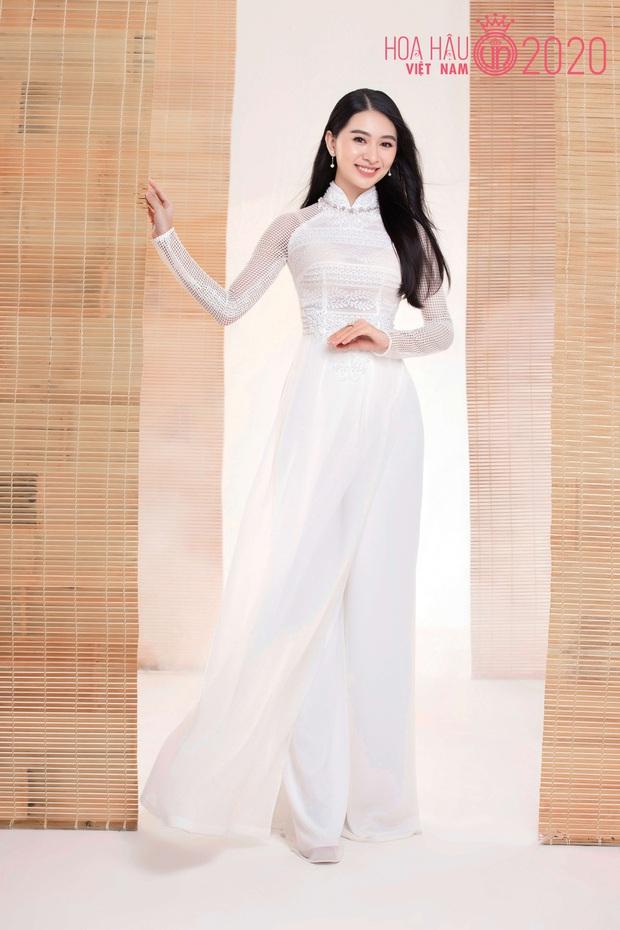"""Top 60 thí sinh Hoa hậu Việt Nam """"biến hình"""" trong bộ ảnh mới, khiến dân tình ngẩn ngơ khi diện áo dài khoe body đáng gờm - Ảnh 16."""