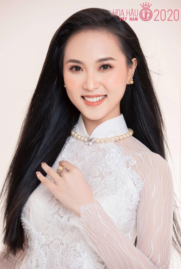 """Top 60 thí sinh Hoa hậu Việt Nam """"biến hình"""" trong bộ ảnh mới, khiến dân tình ngẩn ngơ khi diện áo dài khoe body đáng gờm - Ảnh 12."""