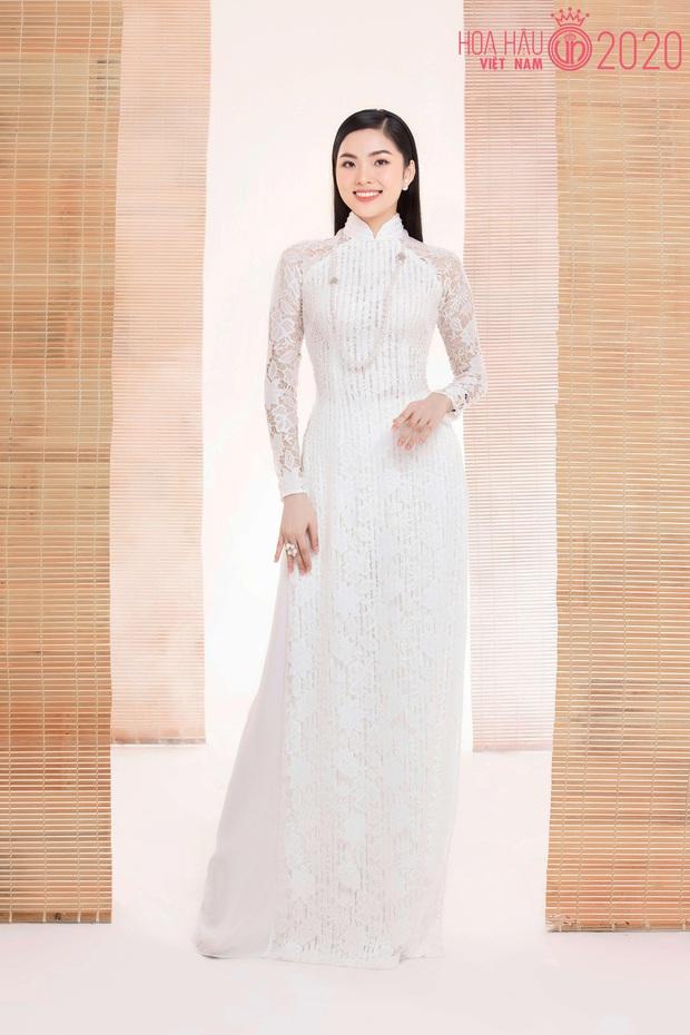 """Top 60 thí sinh Hoa hậu Việt Nam """"biến hình"""" trong bộ ảnh mới, khiến dân tình ngẩn ngơ khi diện áo dài khoe body đáng gờm - Ảnh 9."""