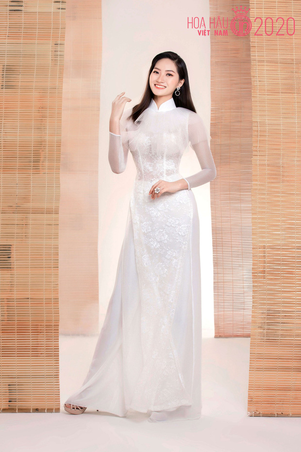 """Top 60 thí sinh Hoa hậu Việt Nam """"biến hình"""" trong bộ ảnh mới, khiến dân tình ngẩn ngơ khi diện áo dài khoe body đáng gờm - Ảnh 13."""