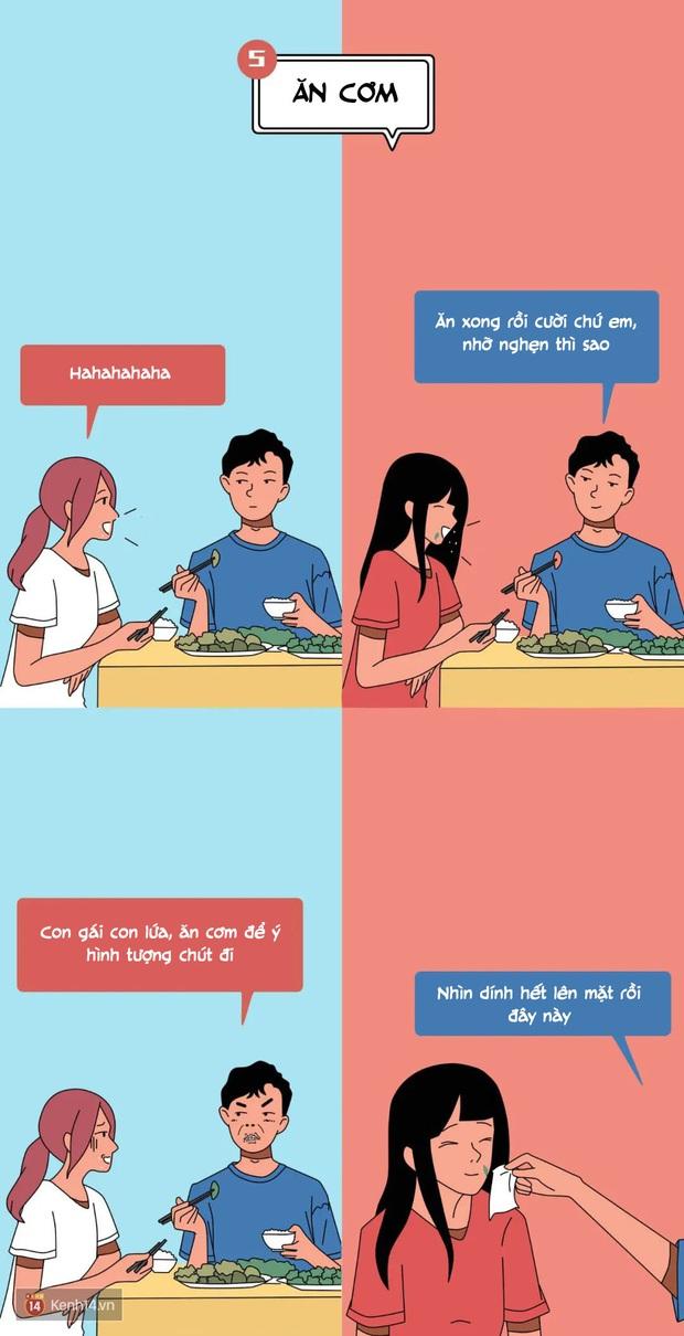 Yêu một anh chàng thiên vị bạn gái 100% có sướng thật không? - Ảnh 9.