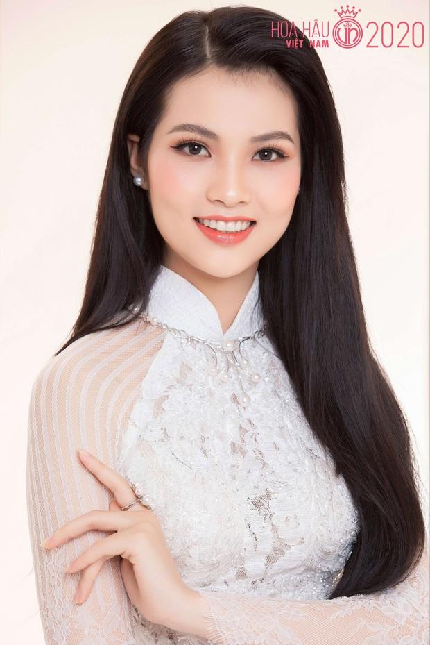 """Top 60 thí sinh Hoa hậu Việt Nam """"biến hình"""" trong bộ ảnh mới, khiến dân tình ngẩn ngơ khi diện áo dài khoe body đáng gờm - Ảnh 10."""