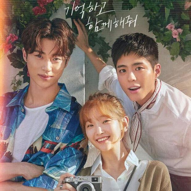 Từ Park Seo Joon đến Lee Sung Kyung, cả showbiz Hàn nô nức làm cameo trong Record of Youth - Ảnh 1.