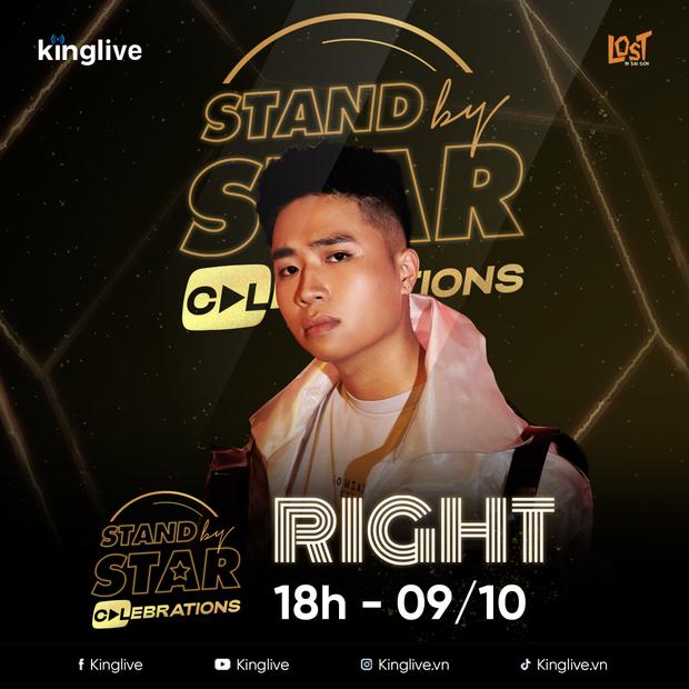 Stand By Star công bố line-up đông khủng với gần 30 nghệ sĩ, liệu dàn thí sinh Rap Việt và King Of Rap sẽ có màn battle? - Ảnh 22.