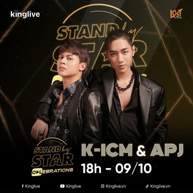 Stand By Star công bố line-up đông khủng với gần 30 nghệ sĩ, liệu dàn thí sinh Rap Việt và King Of Rap sẽ có màn battle? - Ảnh 3.