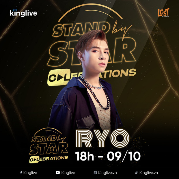 Stand By Star công bố line-up đông khủng với gần 30 nghệ sĩ, liệu dàn thí sinh Rap Việt và King Of Rap sẽ có màn battle? - Ảnh 23.