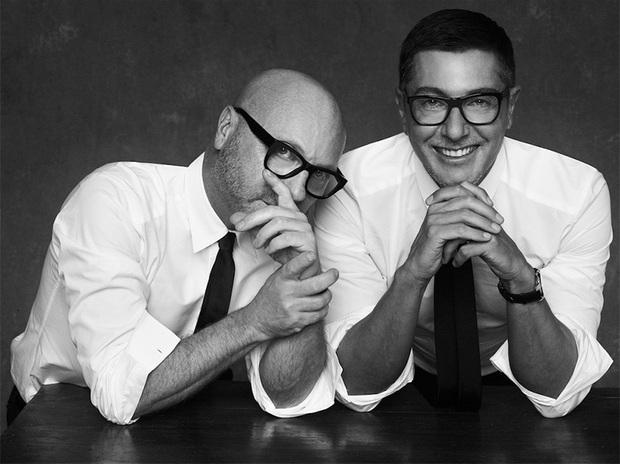 Dolce&Gabbana: Đế chế tạo nên từ chuyện tình hơn 20 năm của 2 ông hoàng thời trang, chia tay lại gây xôn xao vì lời tuyên bố về người yêu cũ - Ảnh 1.