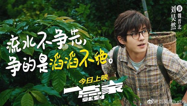 Chỉ đi quảng bá phim mà lại thành chồng người ta, chàng Lưu Hạo Nhiên thật là có hội fan nam mặn nhất quả đất! - Ảnh 8.