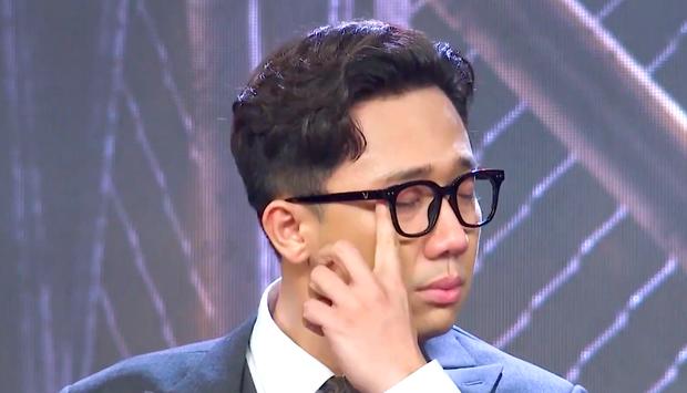 Trấn Thành chính thức lên tiếng sau ồn ào khóc tại Rap Việt: Thành thật xin lỗi nếu việc Trấn Thành khóc có làm quý vị khó chịu - Ảnh 5.