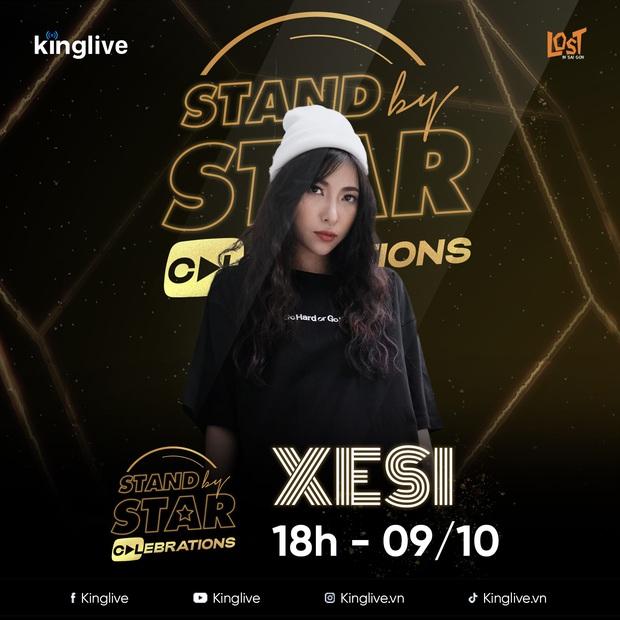 Stand By Star công bố line-up đông khủng với gần 30 nghệ sĩ, liệu dàn thí sinh Rap Việt và King Of Rap sẽ có màn battle? - Ảnh 24.