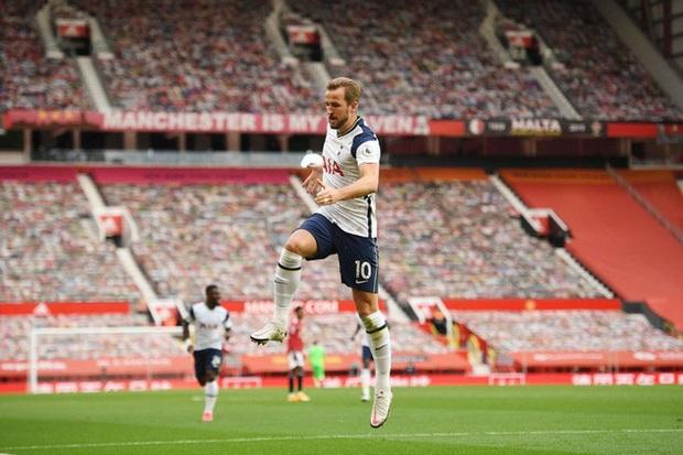 Hàng thủ tấu hài cực mạnh, Manchester United thất bại nhục nhã 1-6 trước Tottenham - Ảnh 4.