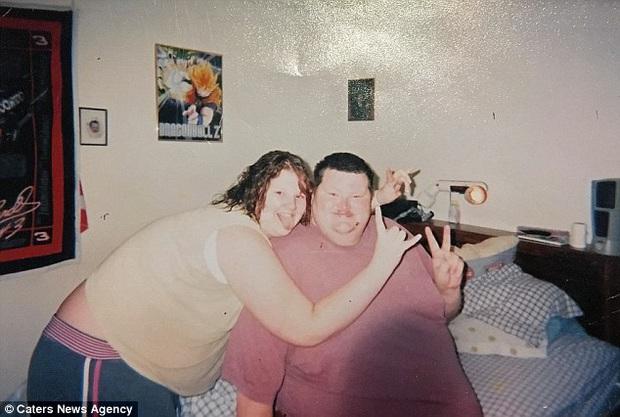 Bụng to như trống, người phụ nữ giảm liền 105kg trong vòng 1 tháng, nhìn vòng 2 sau giảm cân khiến nhiều người khiếp sợ không dám diet cấp tốc nữa - Ảnh 3.