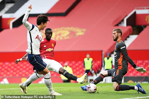 Hàng thủ tấu hài cực mạnh, Manchester United thất bại nhục nhã 1-6 trước Tottenham - Ảnh 5.
