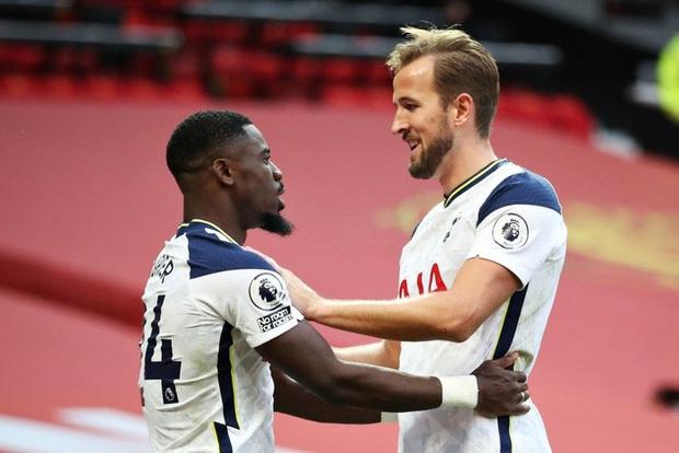 Hàng thủ tấu hài cực mạnh, Manchester United thất bại nhục nhã 1-6 trước Tottenham - Ảnh 6.