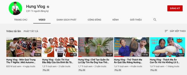 Hưng Vlog âm thầm có động thái sau khi bị chỉ trích làm clip trộm tiền phản cảm, lần này đã biết rén với netizen rồi sao? - Ảnh 2.