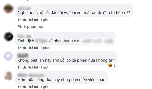 Ngô Lỗi rủ rê Trần Phi Vũ tái hợp nhà đài sau phốt giành vai, có nghe nhầm không ta? - Ảnh 3.