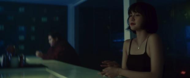 Soi diễn xuất của Hải Tú - nữ tân binh nhà Sơn Tùng M-TP: Ánh mắt biết nói, biểu cảm tinh tế thấy mà mê! - Ảnh 5.