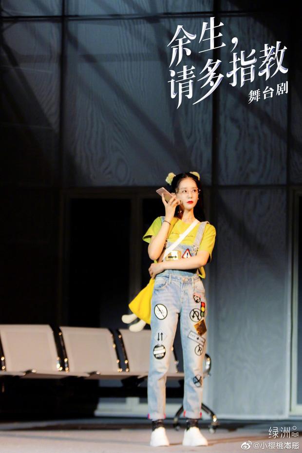 Phim mới của Dương Tử chưa chiếu mà bản nhạc kịch đã hot rần rần, gây chú ý không kém là nữ chính cưa sừng làm nghé - Ảnh 4.