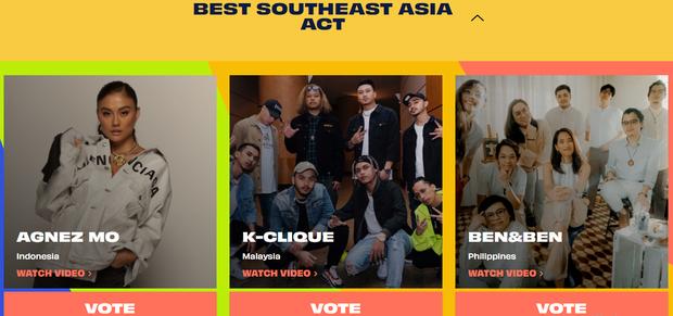 HOT: Jack là đại diện Việt Nam góp mặt trong đề cử Nghệ sĩ Đông Nam Á xuất sắc nhất tại MTV Europe Music Awards 2020! - Ảnh 1.