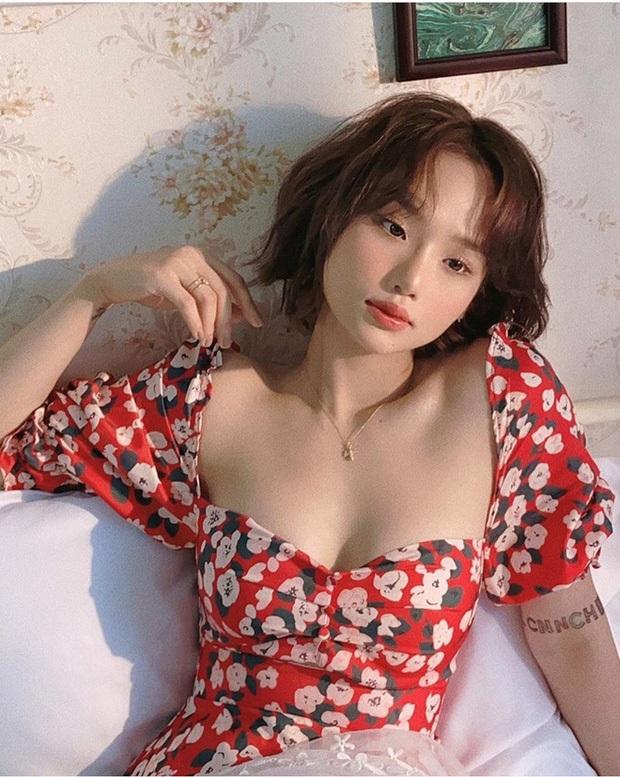 Miu Lê bị miệt thị body khi mặc váy ngắn diễn trong quán bar, xem lại quá trình giảm cân ngoạn mục mới thấy nỗ lực thế nào - Ảnh 8.
